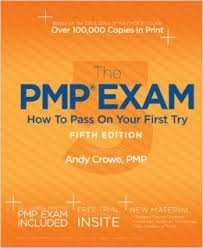 PMP Exam Book Andy Crowe Review