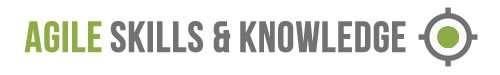 agile skills and knowledge
