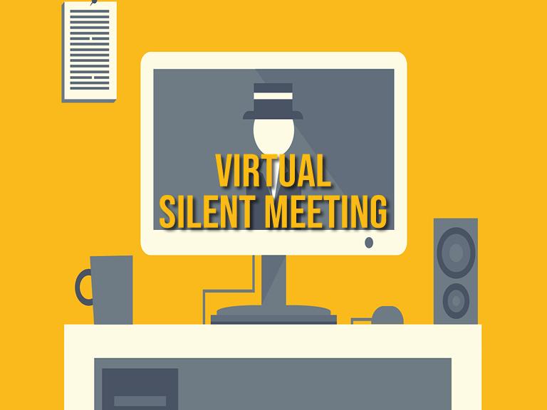 Facilitate a Virtual Silent Meeting