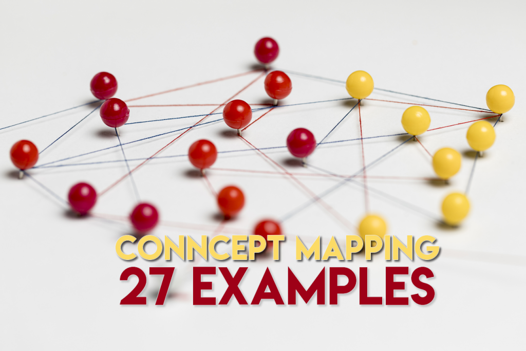 27 Concept Map Template